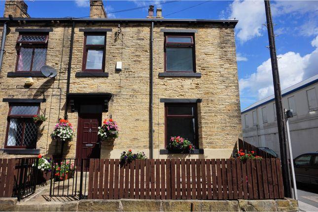 Thumbnail End terrace house for sale in Hudson Street, Farsley