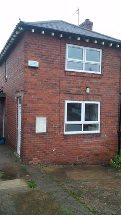 Thumbnail Semi-detached house to rent in Saunders Road, Sheffield