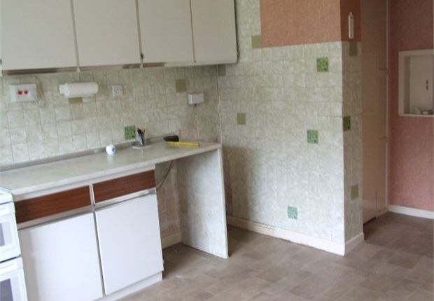 Kitchen of New Houses, Dinas, Tonypandy, Rct. CF40