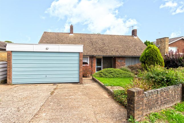 Thumbnail Detached bungalow for sale in Redhouse Road, Tatsfield, Westerham