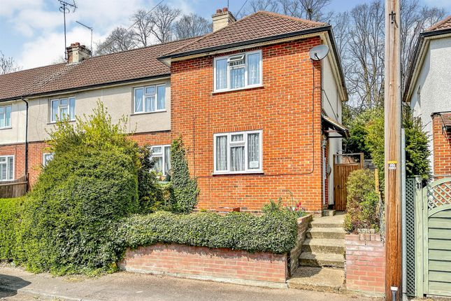 Thumbnail Semi-detached house for sale in Masefield Road, Harpenden