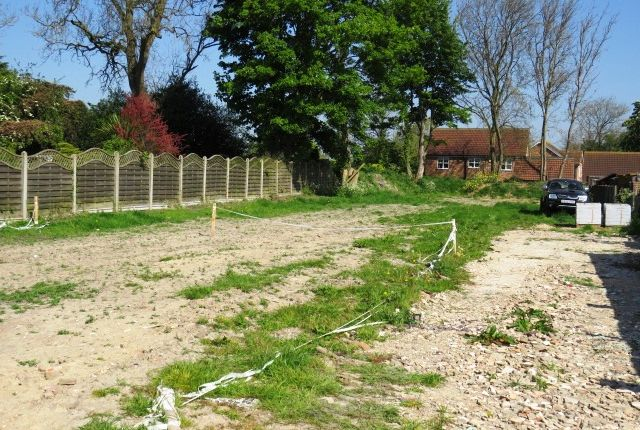 Thumbnail Land for sale in Front Street, Ulcenby, North Lincolnshire