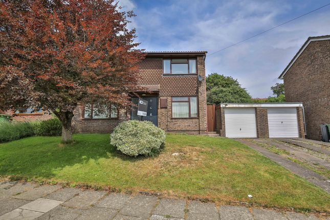Thumbnail Detached house for sale in Penffordd, Parc St Catwg, Pentyrch