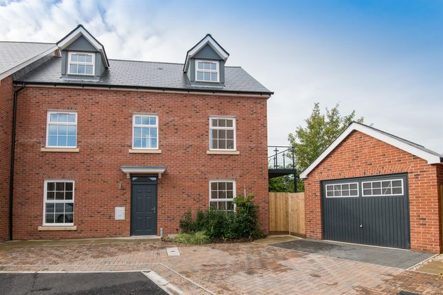 Thumbnail Semi-detached house for sale in Otters Holt, Mill Street, Ottery St. Mary
