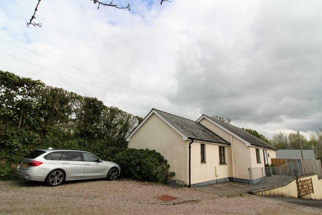 Thumbnail Bungalow for sale in Higher Metherell, Callington