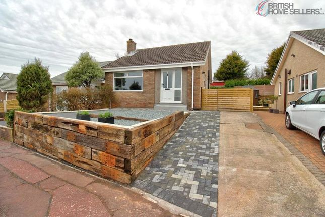Thumbnail Bungalow for sale in Beckermet Gardens, Barrow-In-Furness