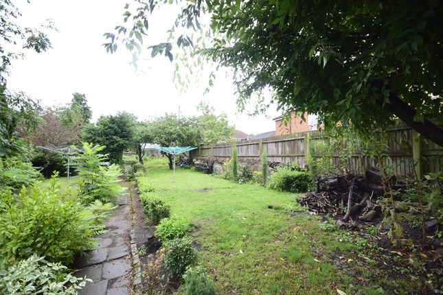 Garden of Downend Road, Fishponds, Bristol BS16