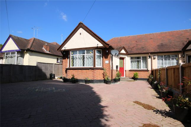 Thumbnail Bungalow for sale in Fourth Avenue, Chelmsford, Essex