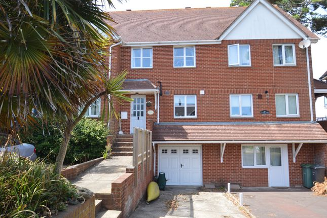 Thumbnail Terraced house for sale in Church Hill, Totland Bay