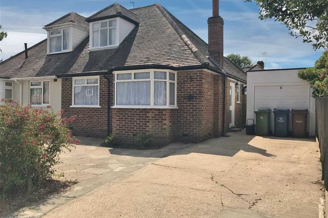 Thumbnail Bungalow to rent in Chartley Avenue, Stanmore