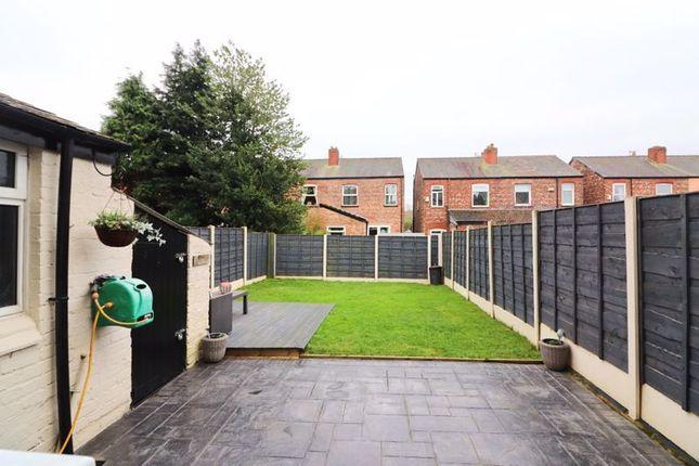 Rear Garden of Hayfield Road, Salford, Manchester M6