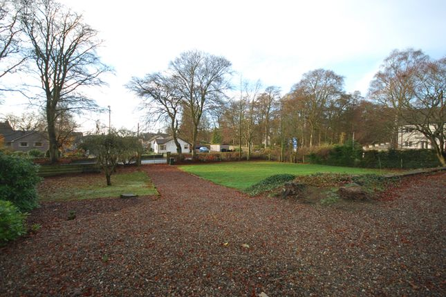Thumbnail Land for sale in Coupar Angus Road, Blairgowrie