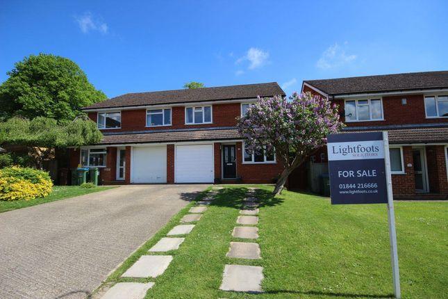 Thumbnail Semi-detached house for sale in Giffard Way, Long Crendon, Aylesbury