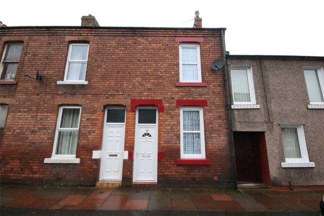 Front Elevation of 12 Peel Street, Carlisle, Cumbria CA2