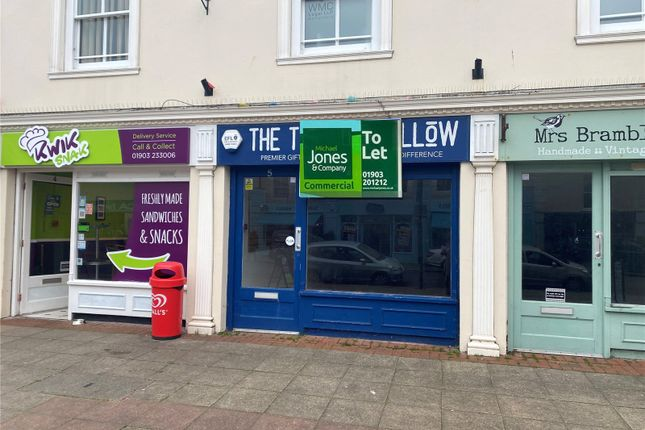 Thumbnail Retail premises to let in Portland Square, Portland Road, Worthing, West Sussex