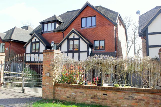 Thumbnail Semi-detached house for sale in Thorntree Close, Heathfield