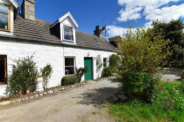 Thumbnail Terraced house for sale in High Street, Grantown-On-Spey