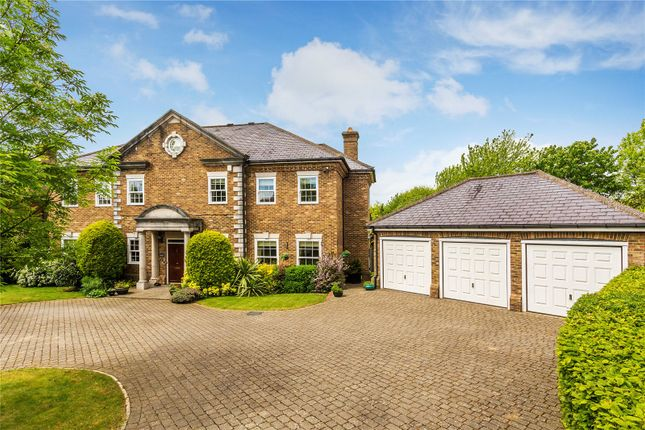 Thumbnail Detached house for sale in Hine Close, Coulsdon