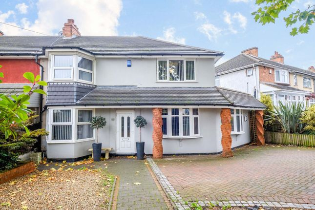 Thumbnail Semi-detached house for sale in Eastfield Road, Birmingham