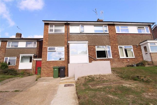 Thumbnail Semi-detached house for sale in The Fairway, St Leonards On Sea, East Sussex
