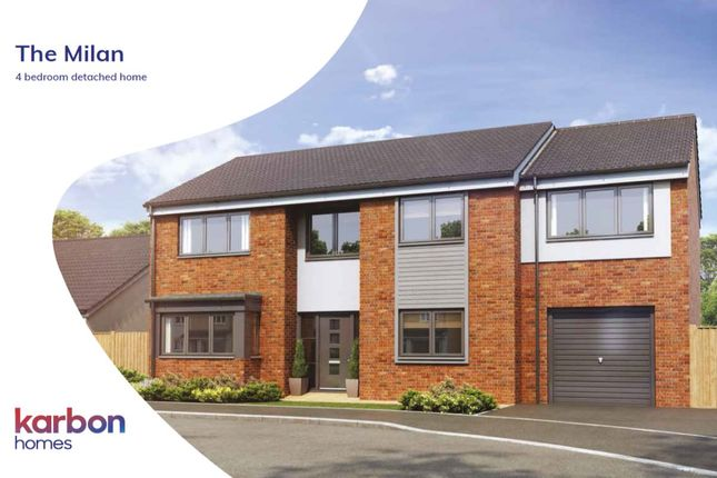 Thumbnail Detached house for sale in Ladgate Lane, Middlesbrough