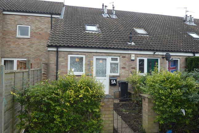 Thumbnail End terrace house for sale in Strawmead, Hatfield