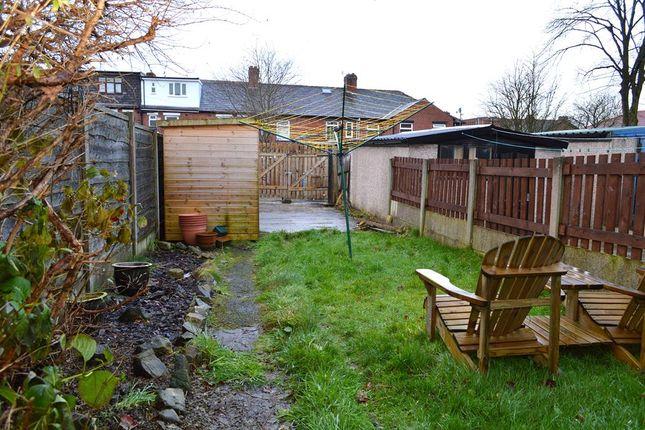 Garden of Corona Avenue, Hollins, Oldham OL8