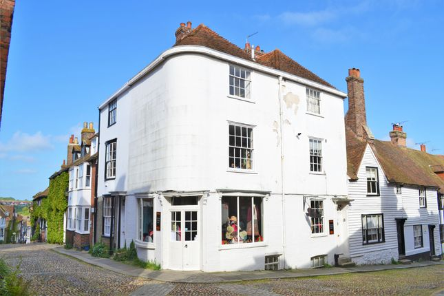 Thumbnail Town house for sale in West Street, Rye