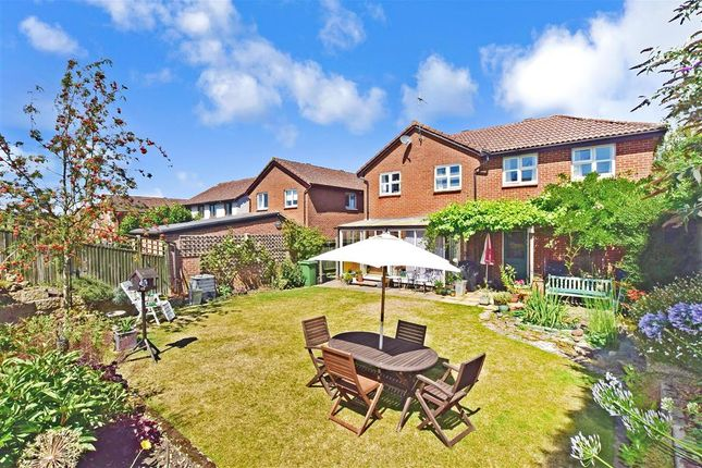Rear Garden of Linden Road, Coxheath, Maidstone, Kent ME17