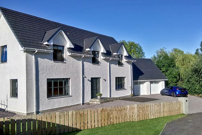 Thumbnail Detached house for sale in Easter Road, Kinloss, Forres