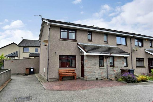 Thumbnail End terrace house for sale in 199 Victoria Street, Dyce, Aberdeen