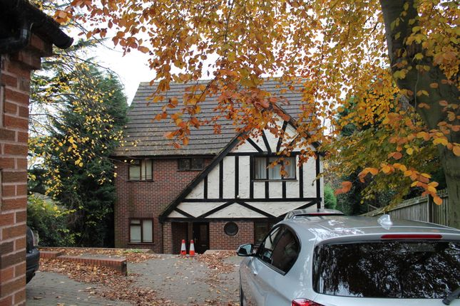 Thumbnail Detached house to rent in Harlaxton Drive, Lenton, Nottingham