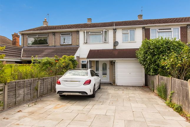 Thumbnail Terraced house for sale in Kents Hill Road, Kents Hill Road