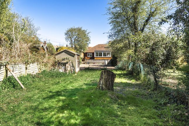 Thumbnail Semi-detached bungalow for sale in Westland Drive, Brookmans Park, Hatfield