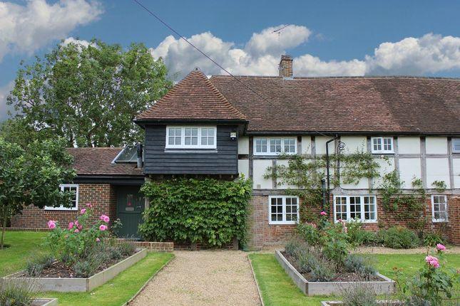 Thumbnail Cottage to rent in Novington Lane, East Chiltington