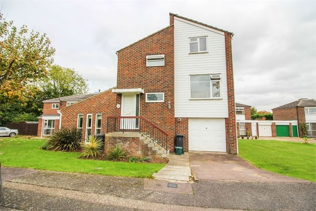 Thumbnail Detached house for sale in Millersdale, Harlow, Essex