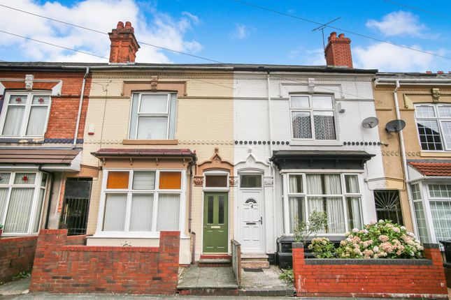 Thumbnail Semi-detached house for sale in The Poplars, Montague Road, Smethwick