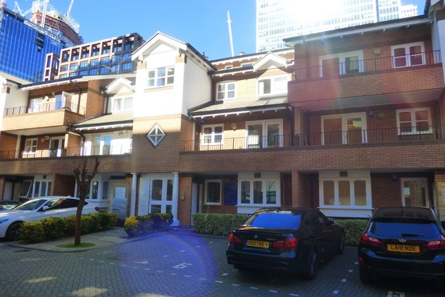 Thumbnail Land to rent in Admirals Way, London