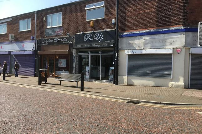 Thumbnail Retail premises for sale in 65, 65 Widnes Road, Widnes