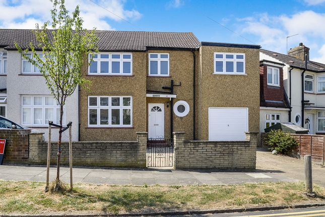 Thumbnail Semi-detached house to rent in Hill Crescent, Surbiton