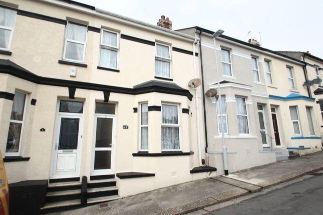 Thumbnail Terraced house for sale in St. Michael Avenue, Keyham, Plymouth