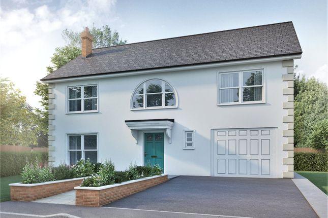 Thumbnail Detached house for sale in Laity Close, Laity Lane, St. Ives