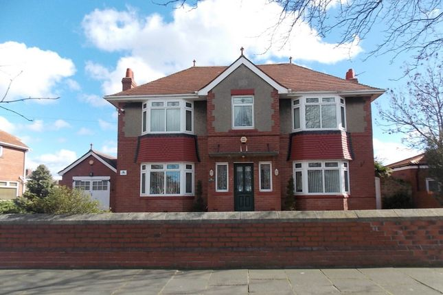 Thumbnail Detached house for sale in York Avenue, Jarrow