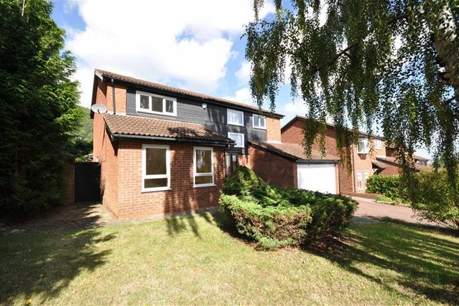 Thumbnail Detached house to rent in The Moorlands, Malvern