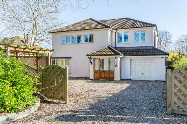 Thumbnail Detached house for sale in Coppice Avenue, Great Shelford, Cambridge, Cambridgeshire