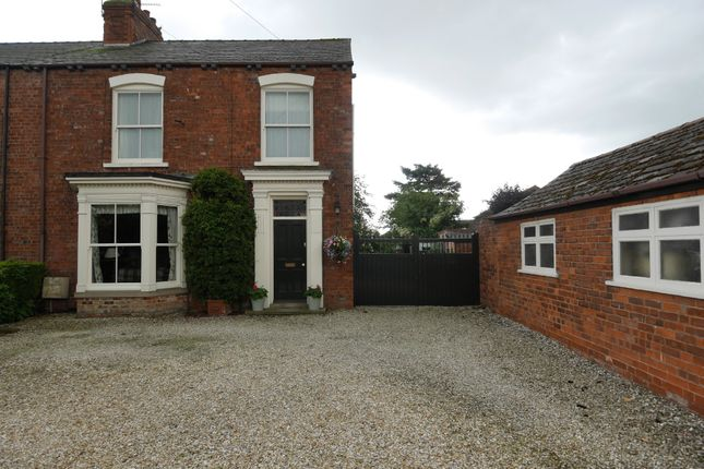 Thumbnail Semi-detached house to rent in Hailgate, Howden, Goole