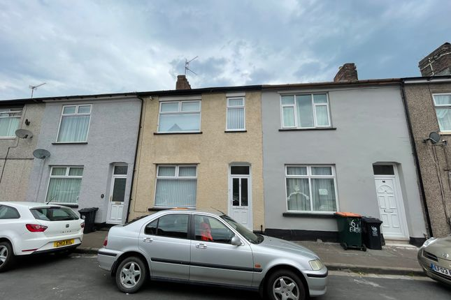 Thumbnail Terraced house to rent in Bath Street, Newport