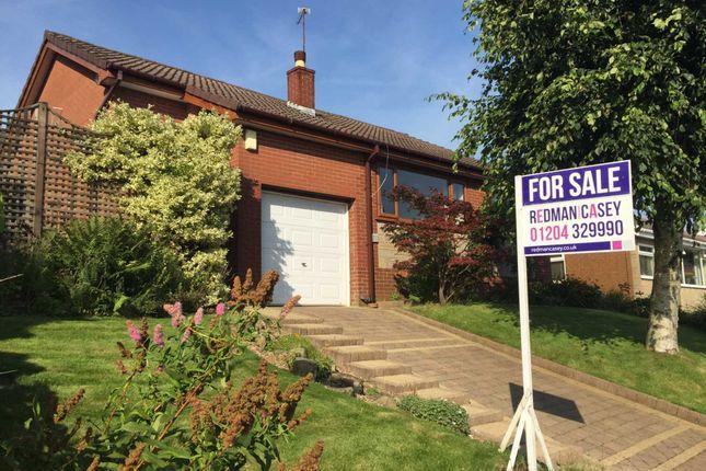 Thumbnail Detached bungalow for sale in Melbourne Grove, Horwich, Bolton