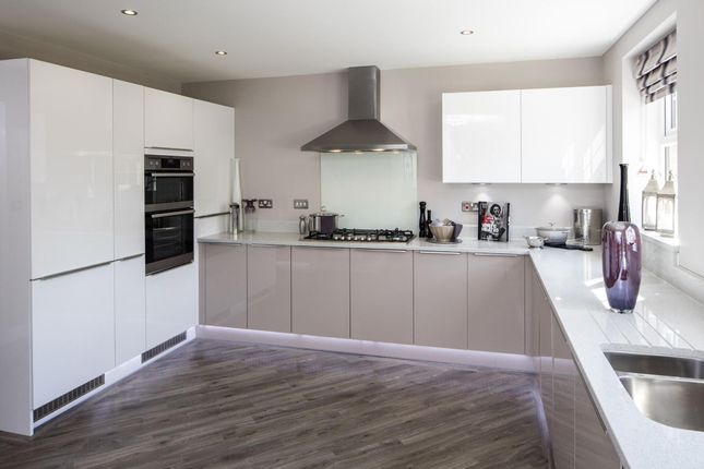 """Thumbnail Detached house for sale in """"Arbury"""" at Church Drive, Hoylandswaine, Sheffield"""