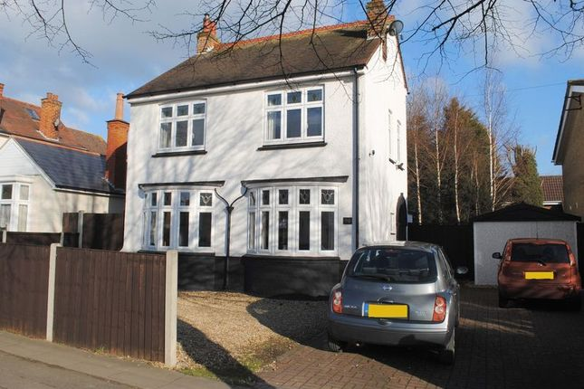 Thumbnail Detached house for sale in Higham Road, Rushden